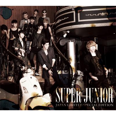 SUPER JUNIOR JAPAN LIMITED SPECIAL EDITION-SUPER SHOW3 開催記念盤-