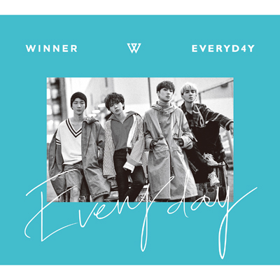 EVERYD4Y (2CD+DVD+PHOTO BOOK+スマプラ)