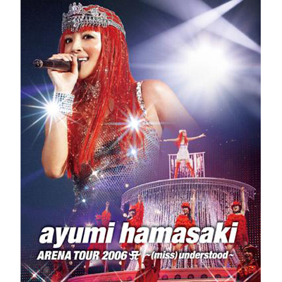ayumi hamasaki ARENA TOUR 2006 A(ロゴ) ~(miss)understood~【Blu-ray】