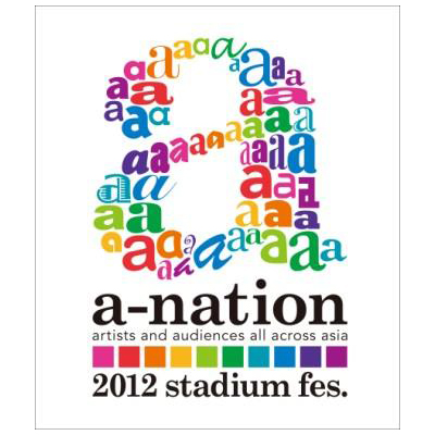 a-nation2012 stadium fes.【Blu-ray】
