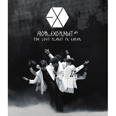 EXO FROM. EXOPLANET#1 - THE LOST PLANET IN JAPAN 【通常盤】(Blu-ray)