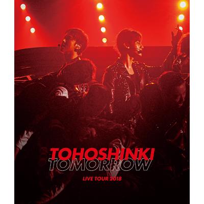 東方神起 LIVE TOUR 2018 ~TOMORROW~(2枚組Blu-ray)(スマプラ対応)