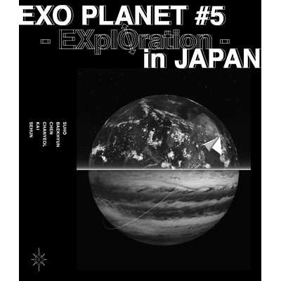 EXO PLANET #5 - EXplOration - in JAPAN【Blu-ray Disc(スマプラ対応)】