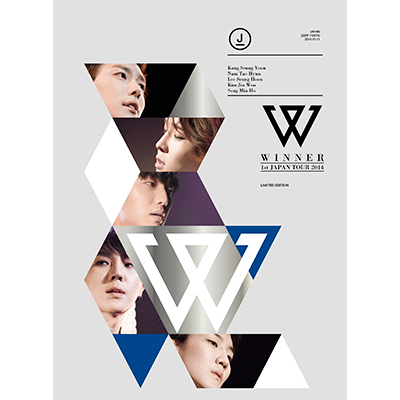 WINNER 1st JAPAN TOUR 2014(Blu-ray)
