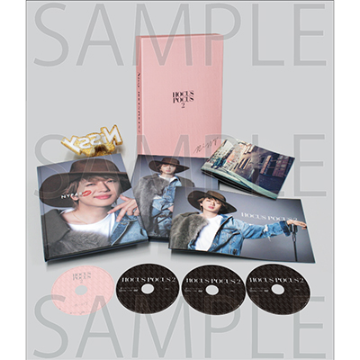 HOCUS POCUS 2【Nissy盤(初回生産限定盤)】(CD+3枚組DVD+フォトブック+グッズ)