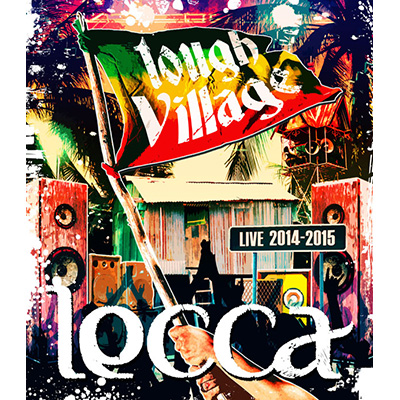 lecca LIVE 2014-15 tough Village(Blu-ray)