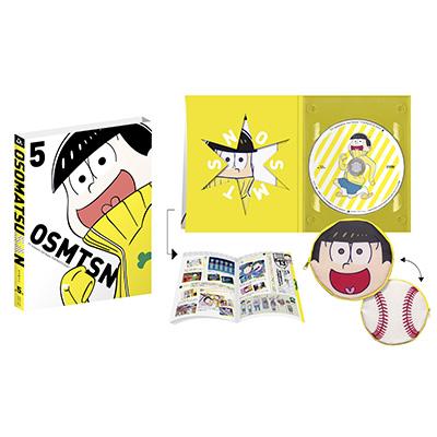 おそ松さん第2期  第5松(DVD)