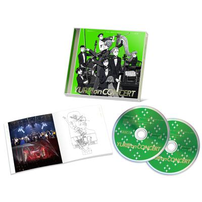 ユーリ!!! on CONCERT(CD)