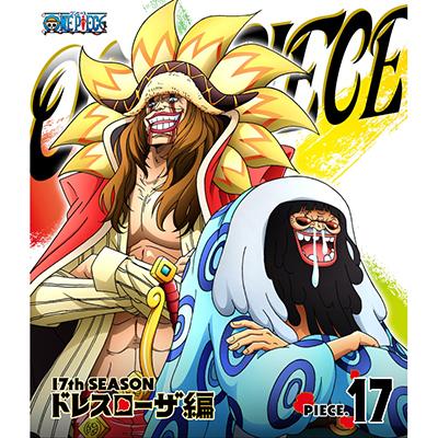 ONE PIECE ワンピース 17THシーズン ドレスローザ編 piece.17