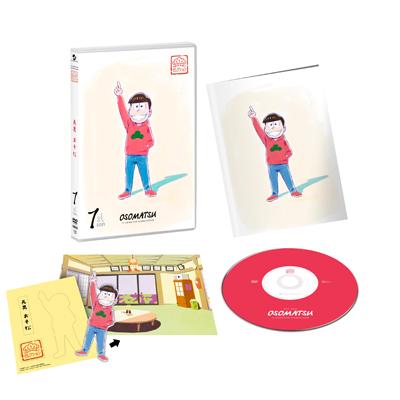 松セレクション「長男 おそ松」(Blu-ray)
