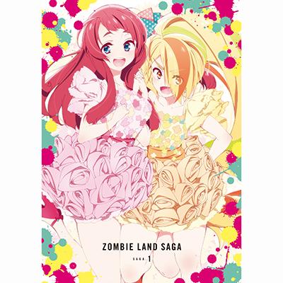 ゾンビランドサガ SAGA.1(Blu-ray+CD)