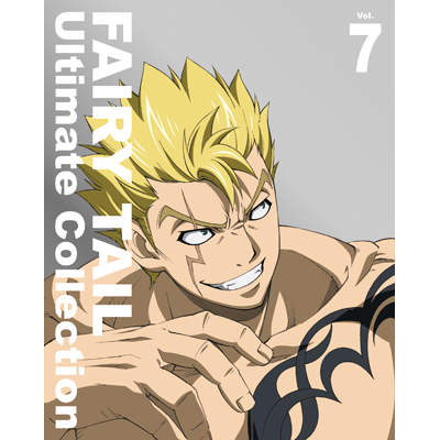 FAIRY TAIL -Ultimate collection- Vol.7(4枚組Blu-ray)