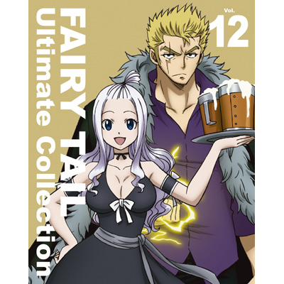 FAIRY TAIL -Ultimate collection- Vol.12(4枚組Blu-ray+CD)