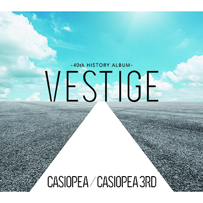 VESTIGE~40th Anniversary Best~(3枚組Blu-spec CD2)