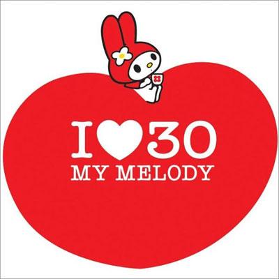 I(ハート記号)30 ~My Melody~