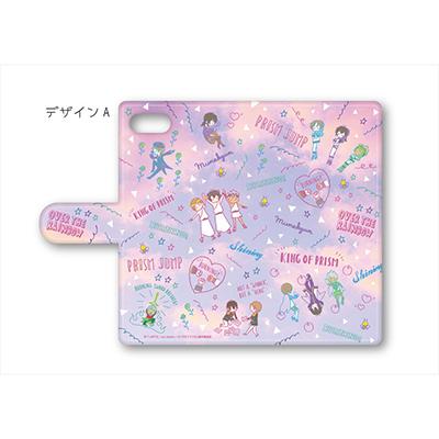 KING OF PRISM 手帳型スマホケース A【PASTEL】(IP6/6s/7)