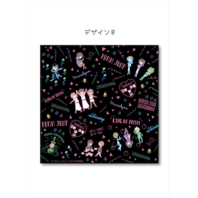KING OF PRISM プレミアムチケットケース B【NEON】