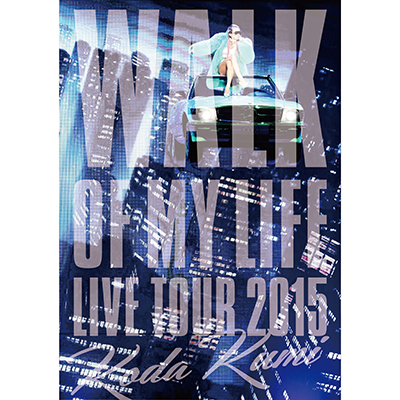 Koda Kumi 15th Anniversary Live Tour 2015~WALK OF MY LIFE~【2枚組DVD】