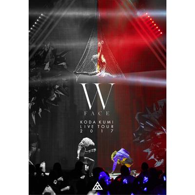 KODA KUMI LIVE TOUR 2017 - W FACE -【通常盤】(2枚組DVD)