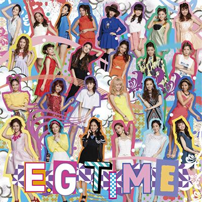 E.G. TIME(限定ジャケット仕様)(CD)