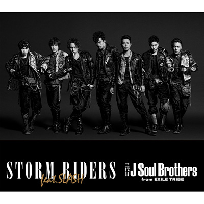 STORM RIDERS feat. SLASH(ワンコインCD)