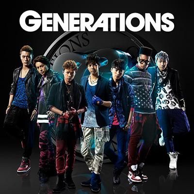 GENERATIONS (CD)
