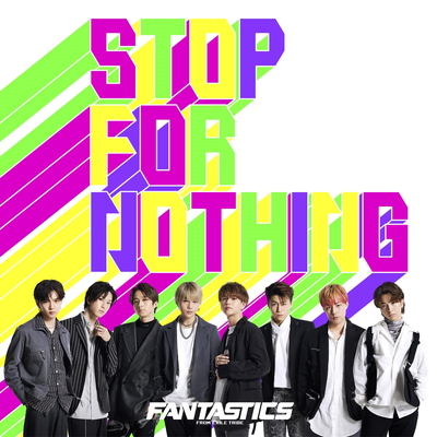 STOP FOR NOTHING(CD+DVD)
