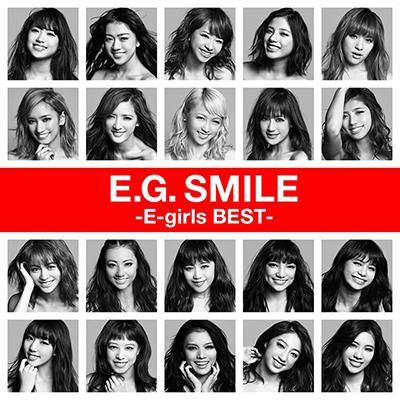 E.G. SMILE -E-girls BEST-(2CD+スマプラミュージック)
