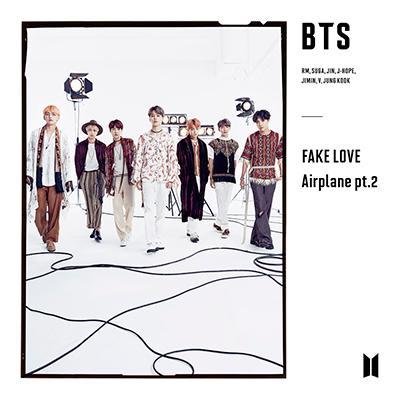 FAKE LOVE/Airplane pt.2【初回限定盤C】(CD+36Pフォトブックレット)