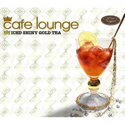 cafe lounge Royal ICED SHINY GOLD TEA