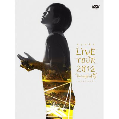【DVD】絢香 LIVE「The beginning~はじまりのとき~」