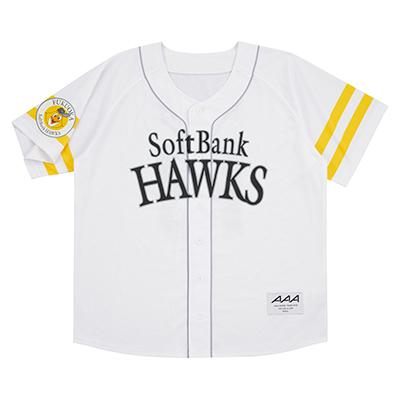 ベースボールシャツ -AAA×SoftBank HAWKS-