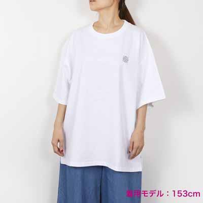 Tシャツ_ホワイト_オーバーサイズ