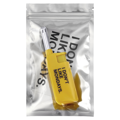 """FIRE"" LIGHTER (YELLOW)"