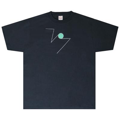77 BOA DRUM Tシャツ(デニム / XL)