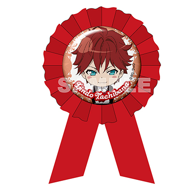 Dance with Devils ロゼット缶バッジ(リンド)