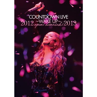 ayumi hamasaki COUNTDOWN LIVE 2012-2013 A(ロゴ) ~WAKE UP~【DVD】