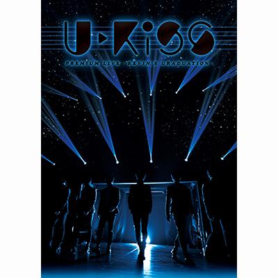 U-KISS PREMIUM LIVE -KEVIN'S GRADUATION- 【DVD2枚組+スマプラ】