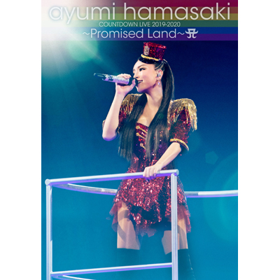 ayumi hamasaki COUNTDOWNLIVE 2019-2020 ~Promised Land~ A(DVD)