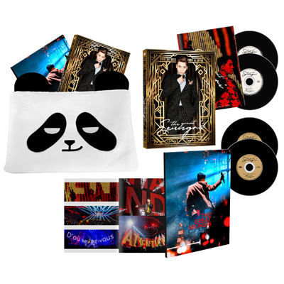 SEUNGRI 2018 1ST SOLO TOUR [THE GREAT SEUNGRI] IN JAPAN-DELUXE EDITION- (3DVD+2CD+スマプラ)