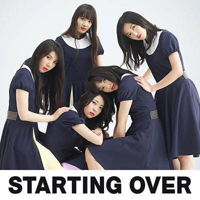 STARTING OVER (mu-moショップ・イベント会場限定盤)