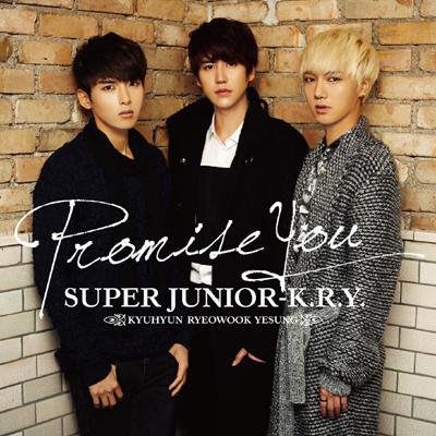 Promise You【E.L.F-JAPAN盤】