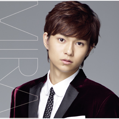<mu-moショップ・イベント会場限定商品>MIRAI【中山ジャケver.】(CD)