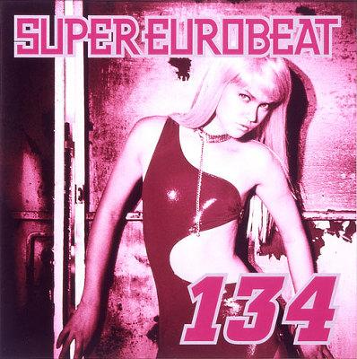 SUPER EUROBEAT VOL.134