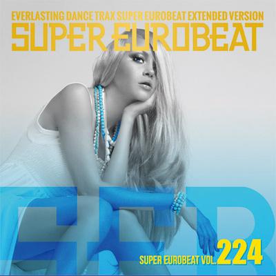 SUPER EUROBEAT VOL.224