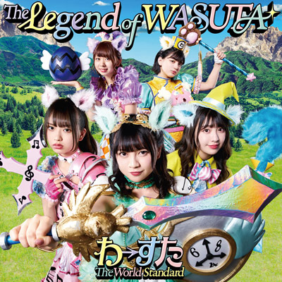 The Legend of WASUTA(CD+Blu-ray+スマプラ)