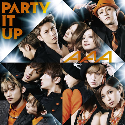 PARTY IT UP【通常盤】(CDシングル)
