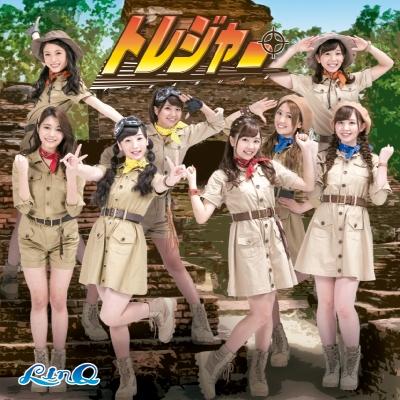 トレジャー 【LinQ ver.】(CD)