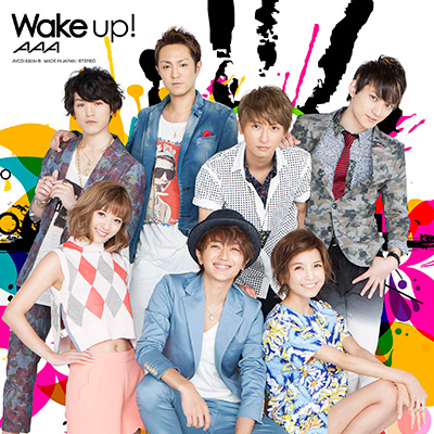 Wake up!(CD+DVD)AAAジャケットver.