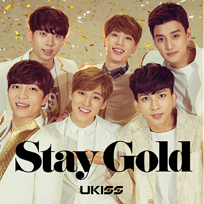 Stay Gold(CD)